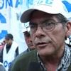 """Logo Juan Carlos Alderete: """"Le decimos a Macri que el hambre y la desocupación no esperan"""""""