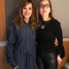 Logo #AhoraQueNosEscuchan con Jorgelina Aruzzi