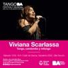 Logo Viviana Scarlassa habla de sus presentaciones en el Festival de Tango BA 2019