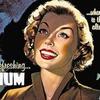 """Logo """"Publicidad, psicofármacos y la pequeña ayuda de las madres"""""""