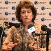 "Logo María Inés Busso de SADOP ""No queremos a cambiar salud por plata"""