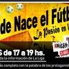 Logo Primer programa de Donde Nace El Fútbol