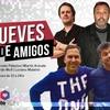 Logo Jueves de Amigos 29/03/2018