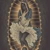 Logo 'Oración a la virgen de los deseos (desastre como anda Radiocut)