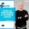 Logo Juan Di Natale le responde a Alfredo Leuco - Radio 10