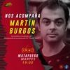Logo Entrevista a Martin Burgos, coyuntura económica y mucho más - 22/06/21