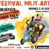 Logo Promoción del Festival Milit-Arte