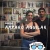 "Logo Amparo Aguilar: ""Malamadre trata de desarmar el mandato de buena maternidad""."