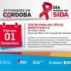 Logo Día Mundial del  VIH/SIDA