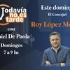 Logo Entrevista al concejal Roy López Molina en #TNET