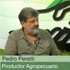 """Logo Pedro Peretti: """"Hay que buscar otro modelo de producción de alimentos en Argentina"""""""