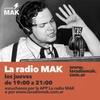"Logo FM107.3 ""LA RADIO MAK""  Viernes 10-07-20"