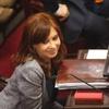 Logo Extracto del discurso de Cristina Fernández de Kirchner en el Senado.
