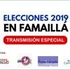 Logo Elecciones Famailla 2019