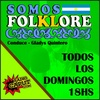 "Logo Gladys Quintero - ""Somos Folklore""- Domingos 18 hs por Radio Caput"