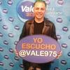 Logo Visita de @cristiancastro a @Vale975 @guillegodoyok #MiGenteBella @catherine_fulop @marcefoss