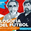 Logo Programa 43 de Filosofía del Fútbol - 17/10/2021