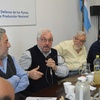 Logo Eduardo Fernández en Radio Caput sobre el acto de APYME y ENAC para la Reconstrucción de Argentina
