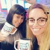 Logo Sole Macchi y Carla Bunny en las mañanas de Top 1049