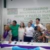 Logo Nuevo Sindicato de Trabajadores Pasivos (STP) - Charla con Christian D'Alessandro como apoderado