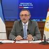 Logo Daniel Costamagna, Ministro de producción ciencia y tecnología en Escenario Mercenario
