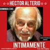 Logo #INTIMAMENTE @Intimamente630 con @ALERUBIO_ y el gran HECTOR ALTERIO por @Rivadavia630