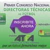 Logo 1° Congreso Nacional de Directoras Técnicas