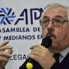 """Logo Eduardo Fernández: """"Hay que dar el debate cultural con los empresarios para defender la industria"""""""