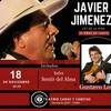 Logo Javier Jiménez en Radio Rivadavia