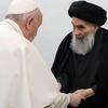 Logo Reunión Cumbre: El Papa Francisco y el Ayatola Ali Al Sistani | Informe de Vale Rodríguez
