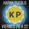 Logo Editorial semanal del programa Karma Pueblo , actualidad nacional y provincial