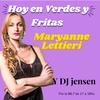 Logo Verdes y Fritas: Entrevista a Maryanne Lettieri