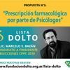 Logo Psicoterapia psicoanalista lacaniano, director del Colegio de Psicologo, Fundacion Dolto-doxa