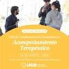 Logo Apertura del Ciclo de Complementación de la Licenciatura en Acompañamiento Terapéutico