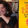 """Logo Laura Klein  autora del libro  """" Entre El Crimen Y El Derecho, el problema del aborto"""""""