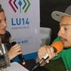 Logo #Entrevista LU14 Mc Lucks -Productor de Hip Hop