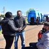 Logo Entrevista a Andrés Larroque, ministro de Desarrollo de la Comunidad, desde Guernica