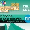 Logo #deDiez   FISU AMERICA FUTSAL 2019    