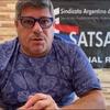 Logo Entrevista a Alfredo Valente, Secretario General de la Seccional Rosario del Satsaid