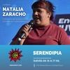 Logo Entrevista a Natalia Zaracho
