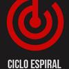 Logo Invitación al CICLO ESPIRAL - Tangos Nuevos