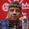 Logo Pablo Moyano defendió a Holan y disparó contra los ex jugadores de Independiente