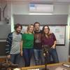 Logo @myriambregman en @pasaroncosas899, con @aleberco