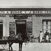 Logo Bunge&Born: origen, apogeo y presente de la familia Born