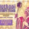 """Logo Encuentro Internacional de Sikuris: """"El Mathapi es un encuentro autogestivo"""""""