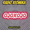 Logo Apertura OjoxojO en Radio Atomika 7/11/19
