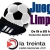 """Logo José Decurnex y Alejandro Balbi de """"Compromiso Nacional 1899"""" en Juego Limpio"""