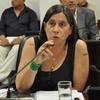 """Logo Tere Cubells:  """"Los antiderechos operan a nivel nacional contra la IVE y en Chaco contra la ILE"""""""