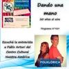 Logo Entrevista a Pablo Arturi del Centro Cultural Nuestra América en Dando una mano 20 años