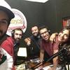 Logo Mala Fama en la Radio